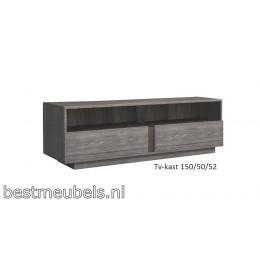 Zwevend Tv-Meubel Tv-Kast Hoogglans VERDI Tv-Wandmeubels-Best