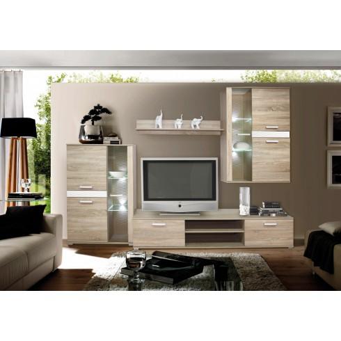 ... Tv-wandmeubel CENTO + LED Verlichting Tv-Wandmeubels Woonkamer-Best