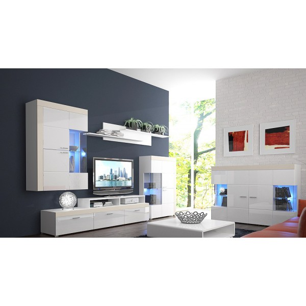 verlichting woonkamer : PADI met Led verlichting Complete Woonkamers ...