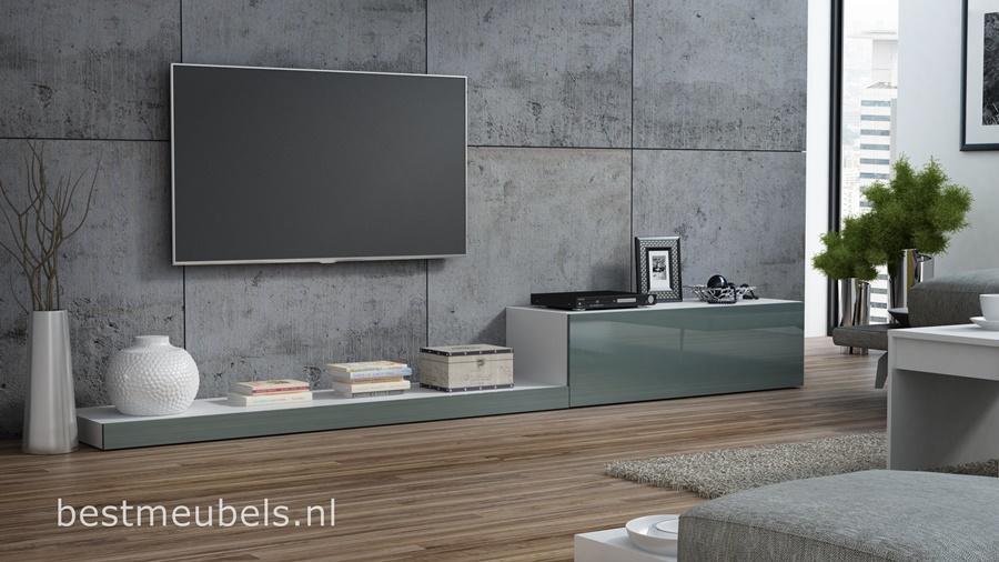 tv-kast hoogglans gtijs tv-meubel