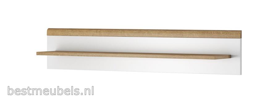 plank,wandplank wit, woonkamer