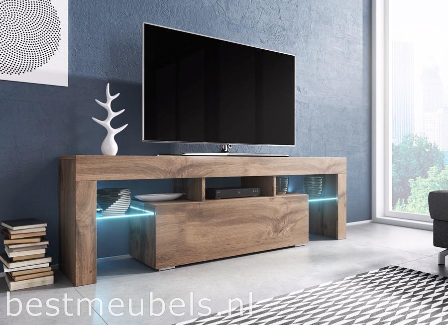 tv-meubel tygo  wandmeubel tv-kast goedkoop gratis bezorging