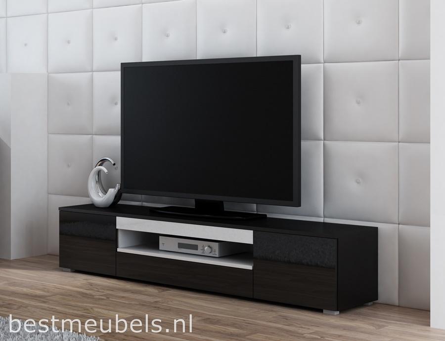 witte tv beugel