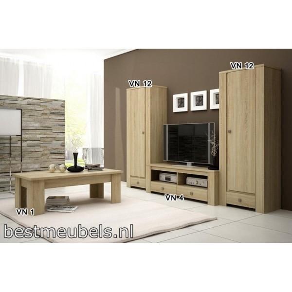 Complete woonkamer venus systeem c complete woonkamers for Complete woonkamer meubels