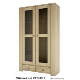 Vitrinekast Wandkast Venus 9