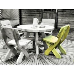 Tuinstoel - stoel MILO