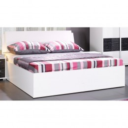 Bed IVA 9 inc. matras 140x200