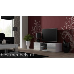 Tv Wandmeubel SORRENTO Tv-Kast / Tv-Meubel 140cm