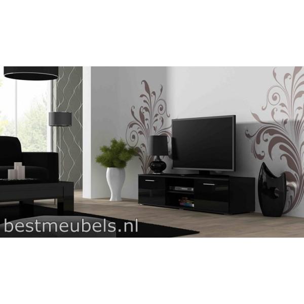 Tv Meubel Kast.Sorrento Tv Kast Tv Meubel 140cm Direct Uit Voorraad Leverbaar