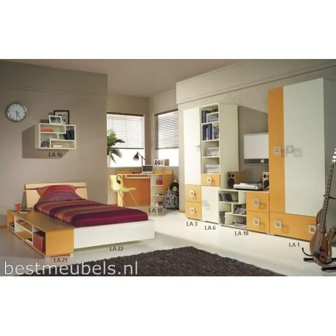 LABI Systeem A Complete Kinderkamer, Peuterkamer