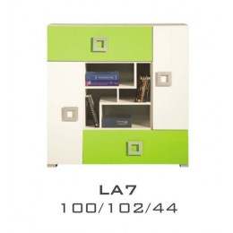 LABI 7 Dressoir Kinderkast