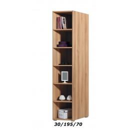 Boekenkast BOLDI 2 Kinderkamer - Jeugdkamer