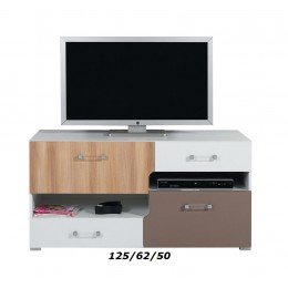 Ladekast , Tv-meubel BOLDI 11 Kinderkamer - Jeugdkamer