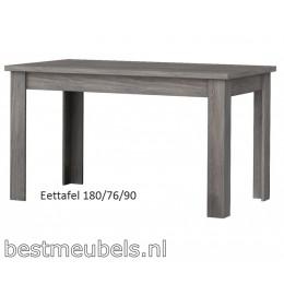 Eettafel MILES  180 cm