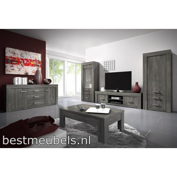Tv meubel toronto 8 tv meubels woonkamer best for Complete woonkamer meubels