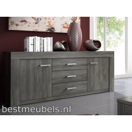 Dressoir TORONTO 4 - 230 cm breed