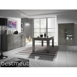 Complete eetkamer , woonkamer TORONTO Systeem B