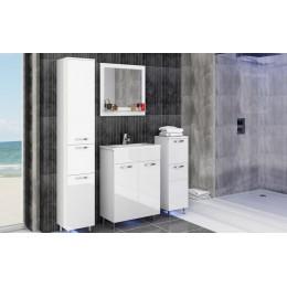 Badkamermeubelen OMI hoogglans wit