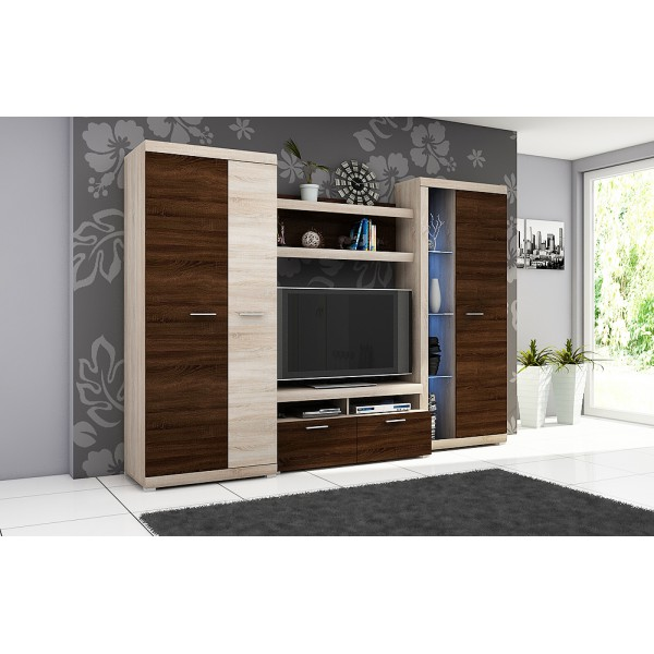 wandplank bank woonkamer. Black Bedroom Furniture Sets. Home Design Ideas