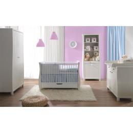 Complete Babykamer ELANO , Wit