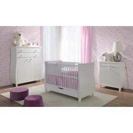 Babykamer ELANO - Wit