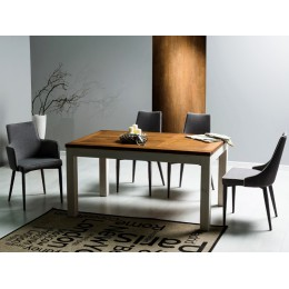 Massief houten eettafel BARLETTO 180 CM