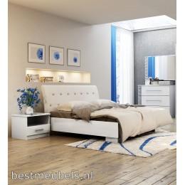 Bed PRATO 160 x 200 cm