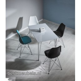 TEMI stoel (set van 4) , eetkamerstoel DSW