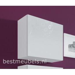Design hoogglans hangkastjes VERDI , vierkant
