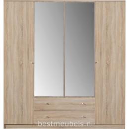OTI 1 Kledingkast met spiegel