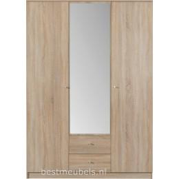 OTI 2 Kledingkast met spiegel