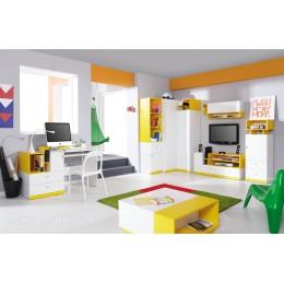 MOLI Complete Kinderkamer - Peuterkamer Sytem D