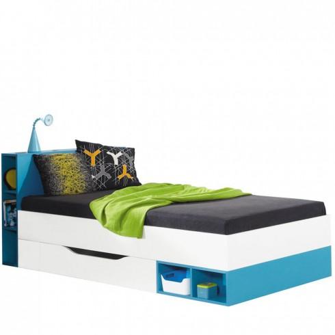 MOLI Bed met lade , kinderbed MO18