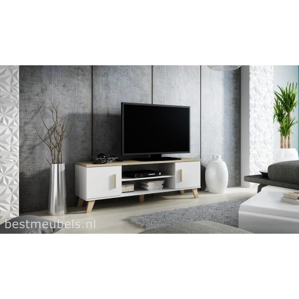 leta tv meubel 160 cm. Black Bedroom Furniture Sets. Home Design Ideas