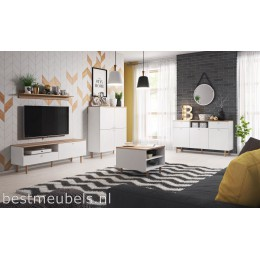 LENZO 3 Complete woonkamer