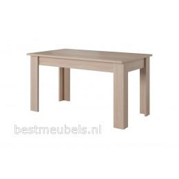 MEPPEL Eettafel 140cm-180cm Uitschuifbaar