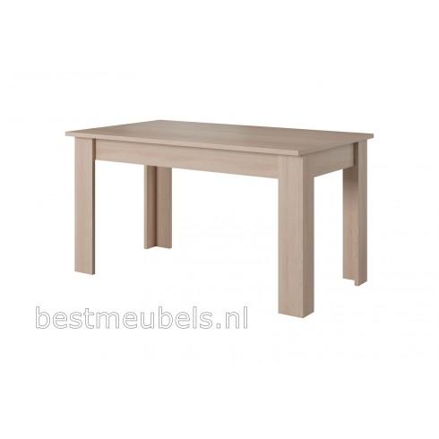 Uitschuifbare Eettafel 90x90.Meppel Eettafel 140cm 180cm Uitschuifbaar