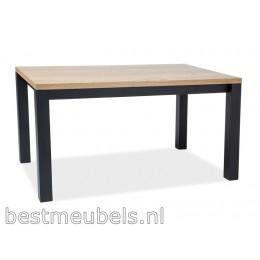 Izano Eettafel 180cm, eiken tafel.