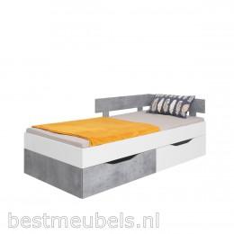 SIMO 15 Bed 94 cm voor Kinderkamer, peuterkamer.