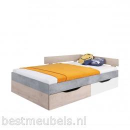 SIMO 16 Bed 124 cm voor Kinderkamer, peuterkamer.