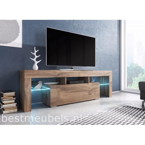 TYGO 138 cm Tv-meubel Eiken Wotan Tv-kast