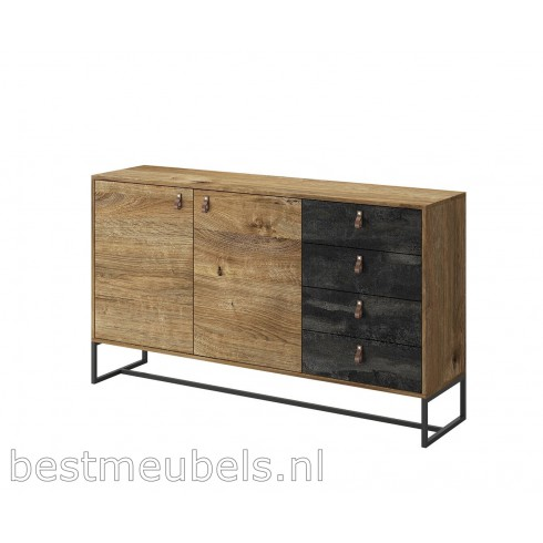 DOORN Industrieel Dressoir