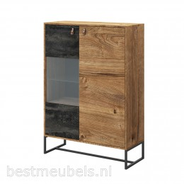 DOORN Industrieel Barkast, Dressoir
