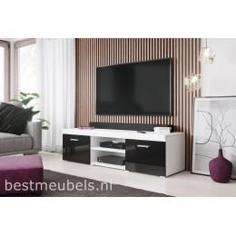 SARA Tv-meubel 140cm Zwart