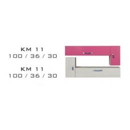 KOMEET 11 Wandkast Roze, Blauw Wandrek Kinderkamer