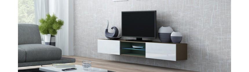 Zwevende tv-meubels