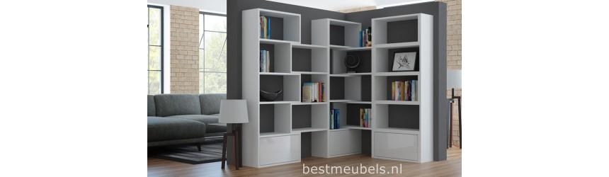 Wandrek, Boekenkast